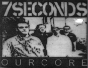 7 SECONDS - OUR CORE PATCH