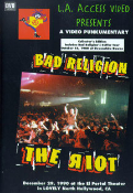 BAD RELIGION - THE RIOT DVD