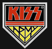 KISS - KISS ARMY TRAILER HITCH COVER