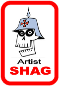 SHAG STICKER