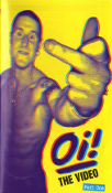 COMPILATION VHS - OI! THE VIDEO PART ONE