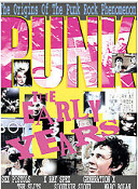 COMPILATION VHS - PUNK THE EARLY YEARS