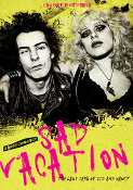 SEX PISTOLS - SAD VACATION : THE LAST DAYS OF SID & NANCY DVD