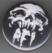 AFI - SKULL BOTTLE OPENER / KEY CHAIN / MAGNET