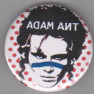 ADAM ANT - FACE BUTTON / BOTTLE OPENER / KEY CHAIN / MAGNET