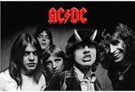 AC/DC - BAND PICTURE POSTER