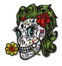 EMBROIDERED PATCH - REED BETTIE SKULL PATCH