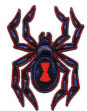 EMBROIDERED PATCH - REED BLACK WIDOW PATCH