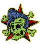 EMBROIDERED PATCH - REED ROCKIN BILLY PATCH