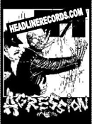 AGRESSION - COP POSTER