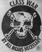 PATCH - CLASS WAR BY ALL MEANS NECESSARY PATCH