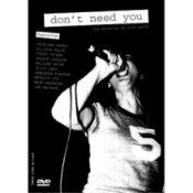COMPILATION DVD - DON'T NEED YOU - HISTORY OF RIOT GRRRL