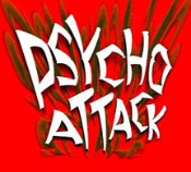 COMPILATION DVD - PSYCHO ATTACK