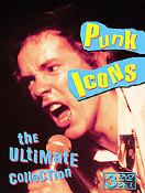 COMPILATION DVD - PUNK ICONS: THE ULIMATE COLLECTION