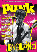 COMPILATION DVD - PUNK IN ENGLAND