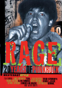 COMPILATION DVD - RAGE - 20 YEARS OF PUNK ROCK