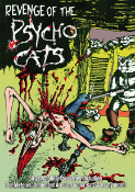 COMPILATION DVD - REVENGE OF THE PSYCHO CATS