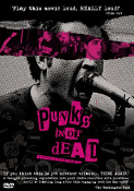 COMPILATION DVD - PUNKS NOT DEAD DVD