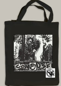 CONFUSE - BAND PICTURE TOTE BAG
