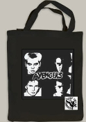 AVENGERS - BAND PICTURE TOTE BAG