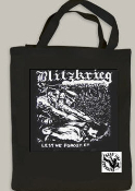 BLITZKRIEG - LEST WE FORGET EP TOTE BAG