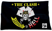 CLASH - STRAIGHT TO HELL PILLOW CASE