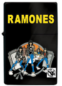 RAMONES - ROAD TO RUIN LIGHTER REFILL METAL