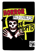 MISFITS - HORROR BUSINESS LIGHTER REFILL METAL