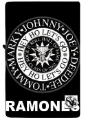 RAMONES - LOGO LIGHTER REFILL METAL