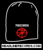 7 SECONDS - LOGO BEANIE