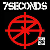7 SECONDS - LOGO BACK PATCH