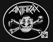 ANTHRAX - NOT MAN BELT BUCKLE