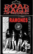 RAMONES - ROCKET TO RUSSIA AIR FRESHENER
