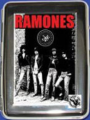 RAMONES - ROCKET TO RUSSIA CARD CASE