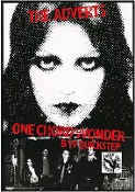 ADVERTS - ONE CHORD WONDER POSTER