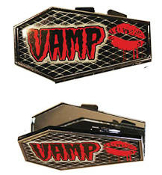 MIRROR - VAMP COFFIN COMPACT MIRROR
