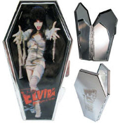 MIRROR - ELVIRA LAY DOWN COMPACT MIRROR