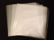 "7"" PLASTIC OUTTERSLEEVES (PACK OF 50)"