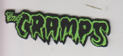 CRAMPS - CRAMPS EMBROIDERED PATCH