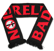 BAD RELIGION - CROSS BUSTER SCARF
