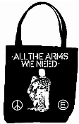 TOTE BAG - ALL THE ARMS WE NEED