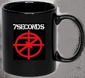 7 SECONDS - LOGO MUG