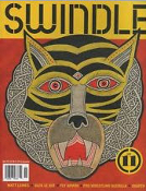 MAGAZINE - SWINDLE # 11 HARDCOVER