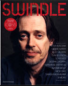 MAGAZINE - SWINDLE ICONS ISSUE SOFT COVER