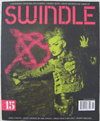 MAGAZINE - SWINDLE # 15 SOFT COVER