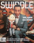 MAGAZINE - SWINDLE ICON ISSUE 3 SOFT COVER