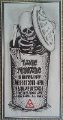 HEADLINE FLYER - TOXIC NARCOTIC / SHITLIST (COLOR)