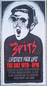 HEADLINE FLYER - SPITS (COLOR)