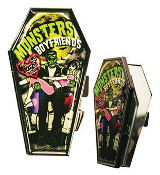 MIRROR - MONSTERS BOYFRIENDS COMPACT MIRROR