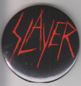 SLAYER - SLAYER BUTTON / BOTTLE OPENER / KEY CHAIN / MAGNET